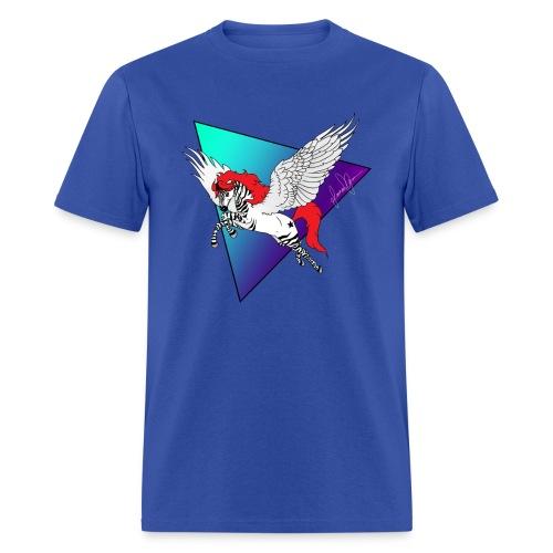 80s Xebra Hawke Mens - Men's T-Shirt
