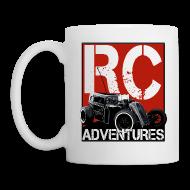 Mugs & Drinkware ~ Coffee/Tea Mug ~ RC ADVENTURES - Dark Dragster Coffee Cup
