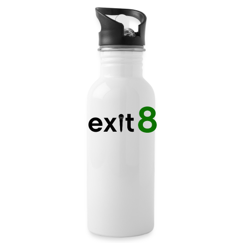 17-18 Aluminum Bottle - Water Bottle