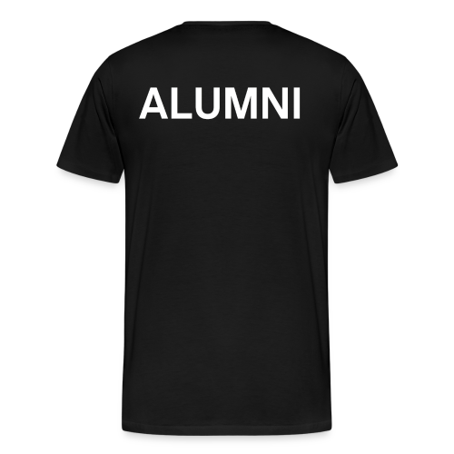 17/18 Alumni Tee - Men's Premium T-Shirt