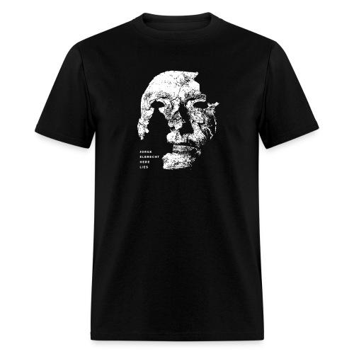 Jorge Elbrecht 'Here Lies T-shirt - Men's T-Shirt