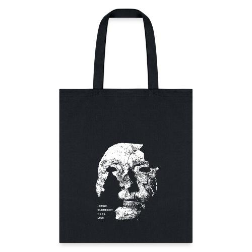 Jorge Elbrecht 'Here Lies Canvas Bag - Tote Bag