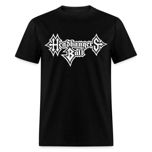 Headbangers Ball t-shirt - Men's T-Shirt