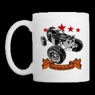 Mugs & Drinkware ~ Coffee/Tea Mug ~ The BLACK WIDOW - Coffee Cup