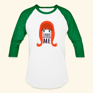 Coco That Bothers Me Baseball Shirt - Baseball T-Shirt
