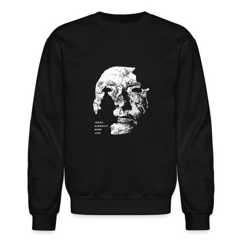 Jorge Elbrecht 'Here Lies Crewneck Sweatshirt - Crewneck Sweatshirt