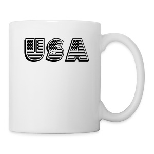 United States of America USA EEUU - Coffee/Tea Mug
