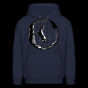 Hound Dog Jackets Hunting Dog Sports Jacket - Men's Hoodie