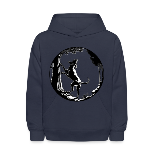 Hound Dog Hoodie Kid's Hunting Dog Hoodie Shirts - Kids' Hoodie