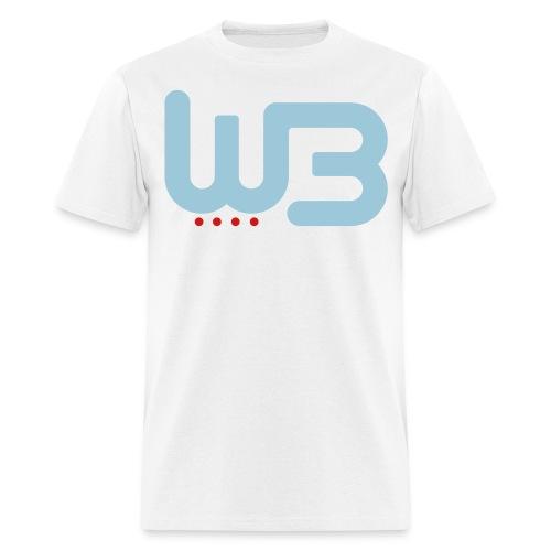 WCB classic  T - Men - Men's T-Shirt