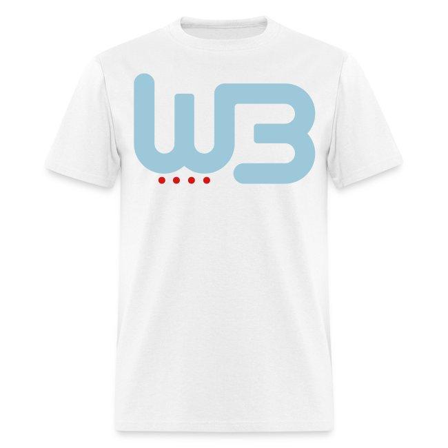 WCB classic  T - Men