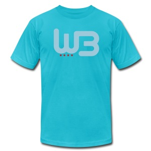 AA WCB Classic T - Men - Men's T-Shirt by American Apparel