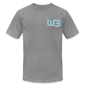 AA WCB Work T - Men - Men's T-Shirt by American Apparel