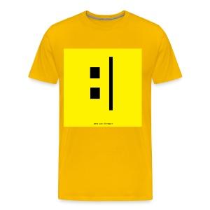 American Disrepair  T-shirt - Men's Premium T-Shirt