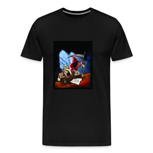 Bony Finger In The Sweet Spot T-shirt - Men's Premium T-Shirt