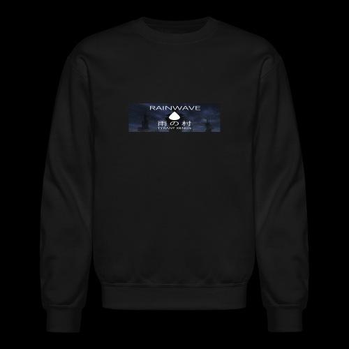 RAINWAVE II BOX  LOGO CREWNECK - Crewneck Sweatshirt