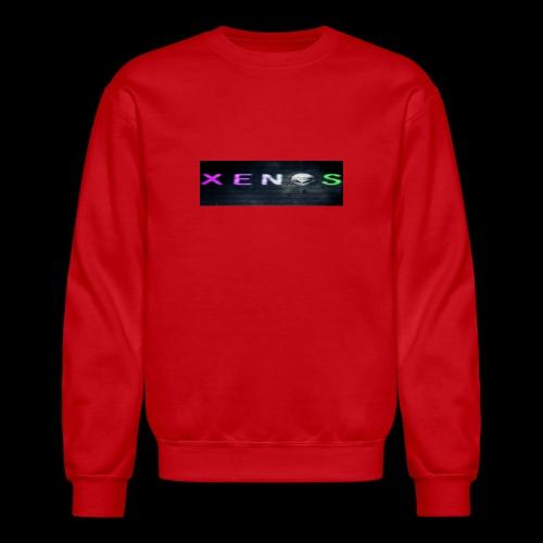 XENOS BOX LOGO CREWNECK - Crewneck Sweatshirt
