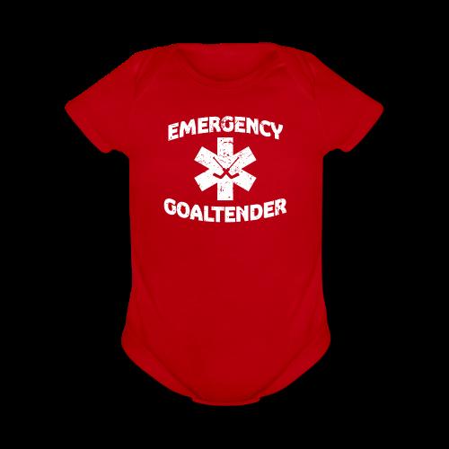 Emergency Goaltender