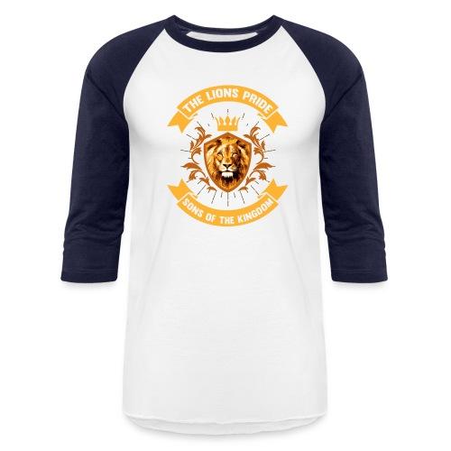 The Lions Pride Baseball Shirt - Baseball T-Shirt