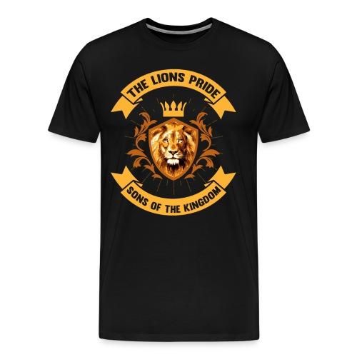 The Lions Pride Premium T-Shirt - Men's Premium T-Shirt