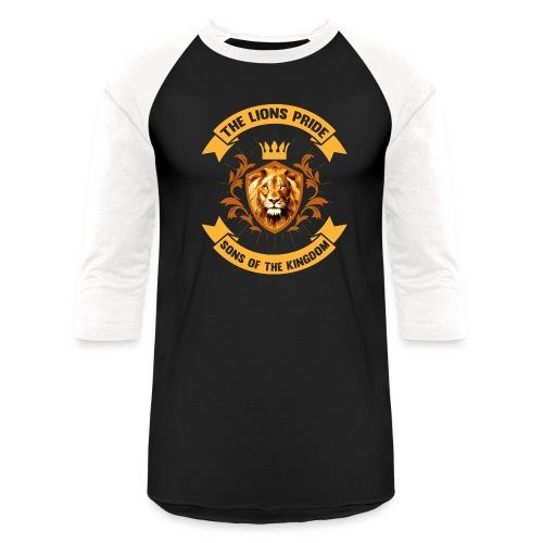 The Lions Pride-Baseball Shirt - Baseball T-Shirt