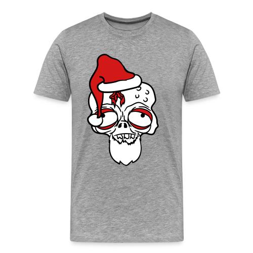 Messed Up Santa - Men's Premium T-Shirt