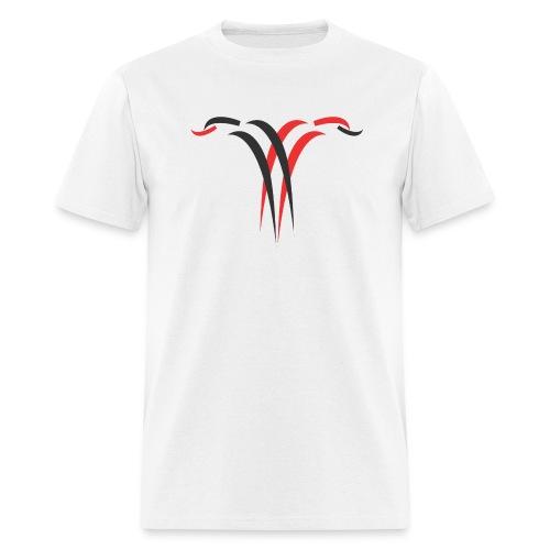 Bluze e bardhe 100 Vjetori - Men's T-Shirt
