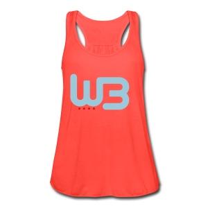 WCB Classic Flowy Tank - Women - Women's Flowy Tank Top by Bella