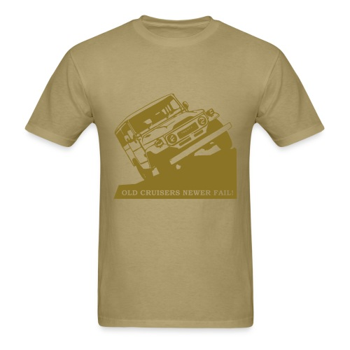FJ Rules - Men's T-Shirt