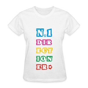 n.1 Directioner - Women's T-Shirt