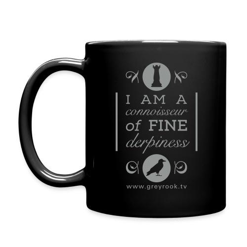 Connoisseur of Fine Derpiness | for drinks - Full Color Mug