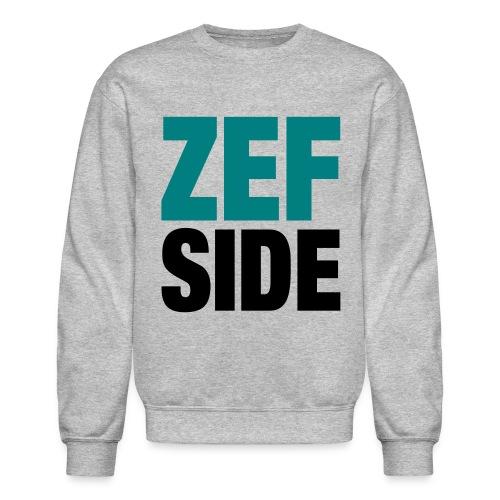 Zef Side Sweatshirt - Crewneck Sweatshirt