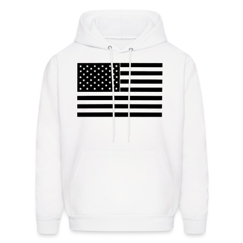 Men's Hoodie - usa,themadness,hoodie,dope,designs,american flag,america