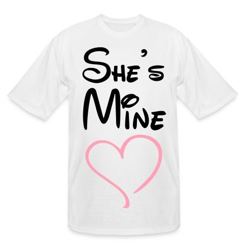 She's Mine - Men's Tall T-Shirt