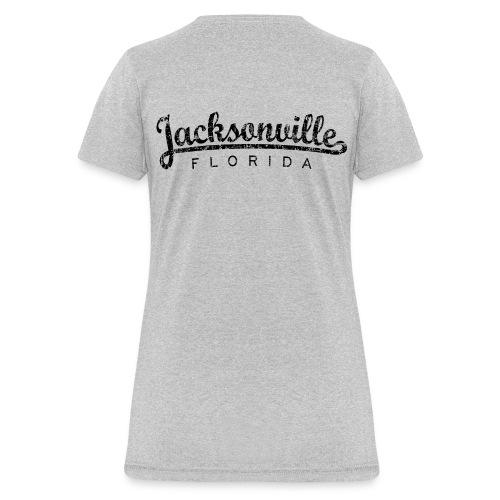 Jacksonville, Florida Classic (Ancient Black)