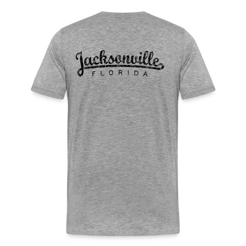 Jacksonville, Florida Classic (Ancient Black)