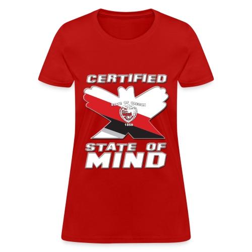 Certified Portland - Women's T-Shirt