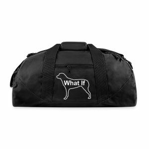 WhatIfDog Duffel Bag - Duffel Bag