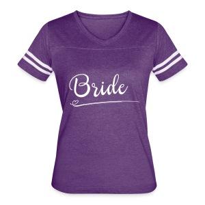 Bride shirt - Women's Vintage Sport T-Shirt