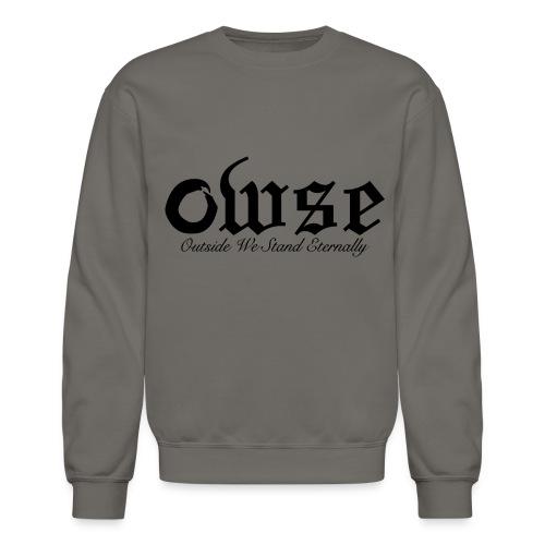 B - Outside We Stand Eternally - Crewneck Sweatshirt
