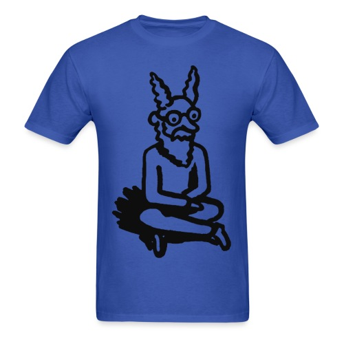 Nimbus character, black and white - Men's T-Shirt