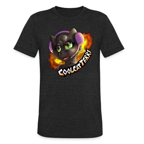Coolcat Unisex Tee - Unisex Tri-Blend T-Shirt