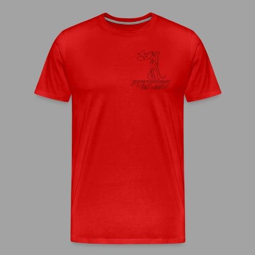 ReaperByNight Tee - Men's Premium T-Shirt