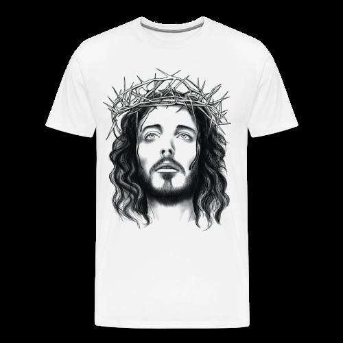 Men's Christ T-Shirt - Men's Premium T-Shirt