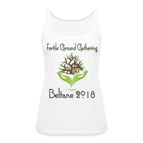 FGG 2018 Ladies Tank Top - Women's Premium Tank Top