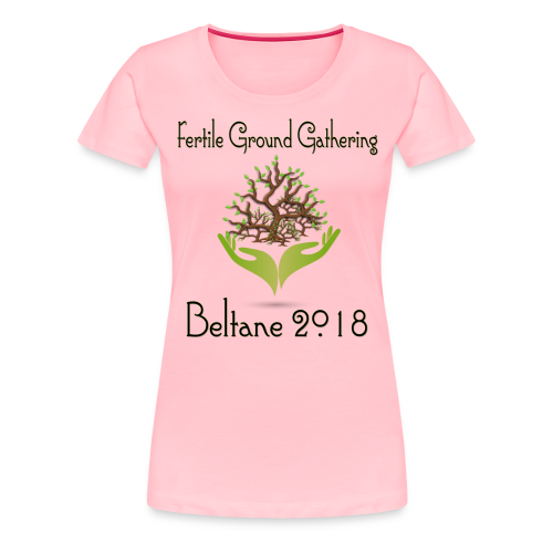 FGG 2018 Ladies T-Shirt - Women's Premium T-Shirt