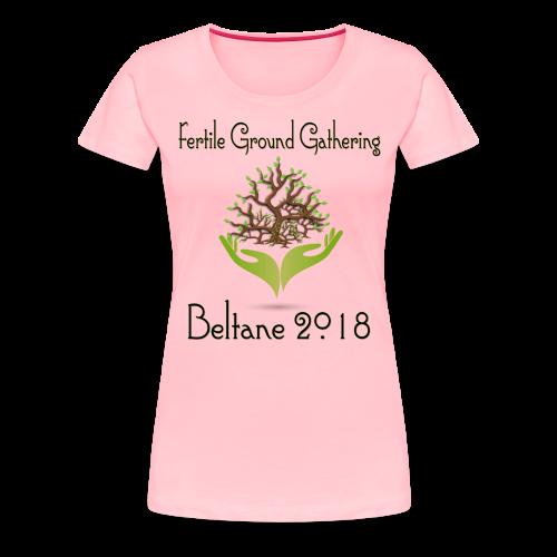 FGG 2018 Ladies T-Shirt - Women's Premium T-Shirt