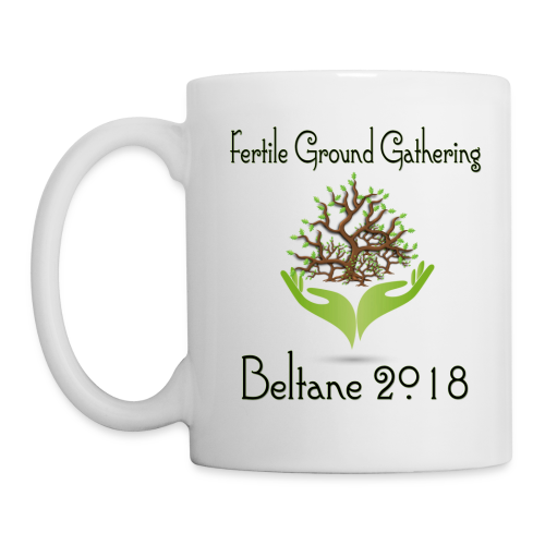 FGG 2018 Ceramic Mug - Coffee/Tea Mug