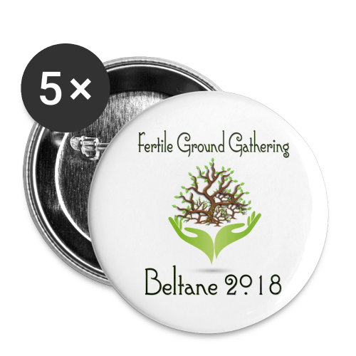 FGG 2018 Mini Buttons (5-pack) - Small Buttons