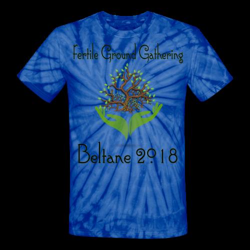 FGG 2018 Tye Dye Shirt - Unisex Tie Dye T-Shirt